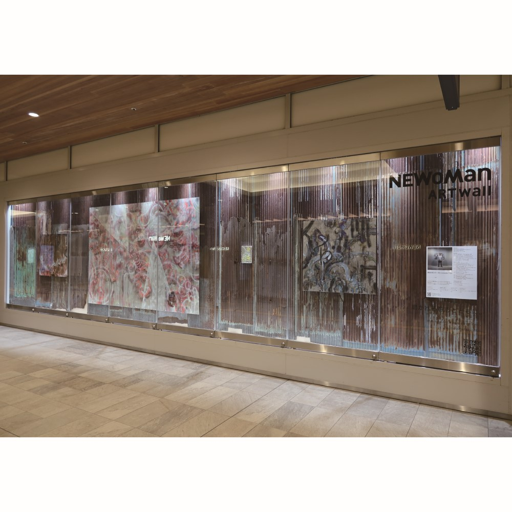 NEWoMan ARTwall. vol.20  東城信之介